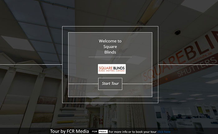 Welcome to Square Blinds 360 Virtual Tour #3VT